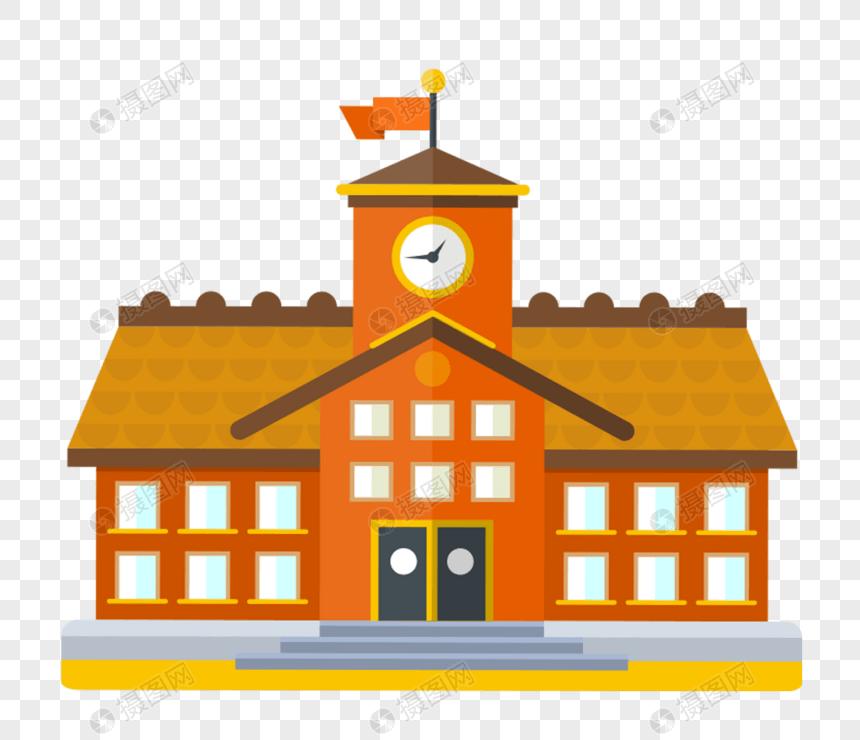學校PNG圖案素材免費下載 - 尺寸1000 × 856px - 圖形ID400321016 - Lovepik