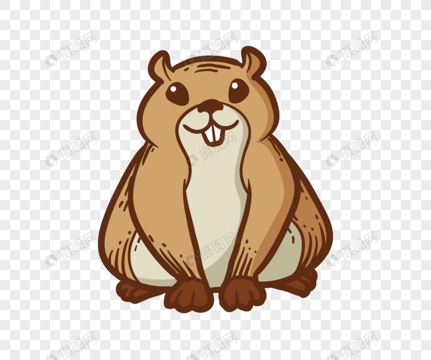 卡通可愛地鼠插畫圖片素材-PNG圖片尺寸1200 × 999px-高清圖片400336458-zh.lovepik.com