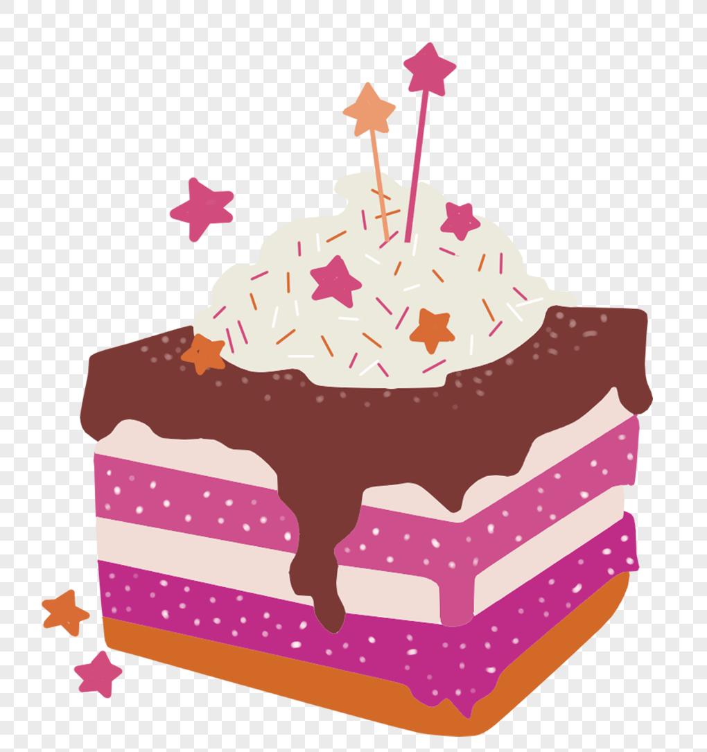 巧克力蛋糕PNG圖案素材免費下載 - 尺寸1000 × 1065px - 圖形ID400359654 - Lovepik