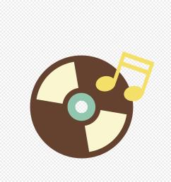 cartoon party cd icon [ 2020 x 2020 Pixel ]