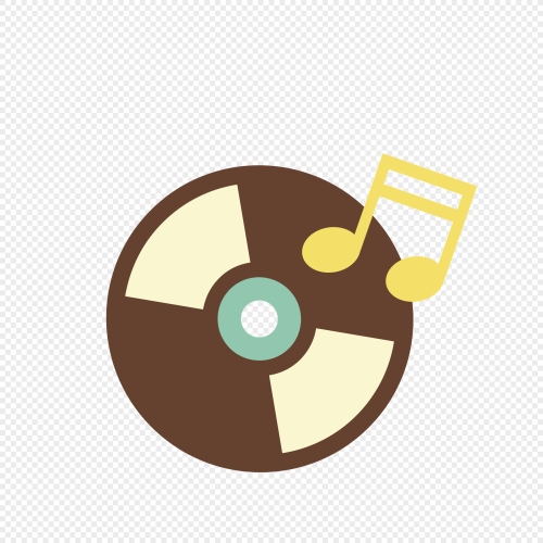 small resolution of cartoon party cd icon