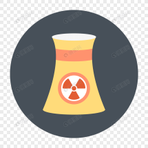 Chemical Plant Icon Free
