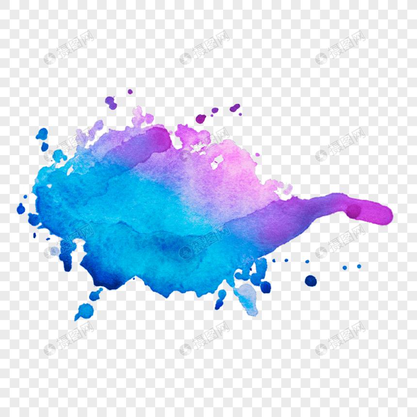 องค์ประกอบการตกแต่งสาดสีน้ำ ดาวน์โหลดรูปภาพ (รหัส ...