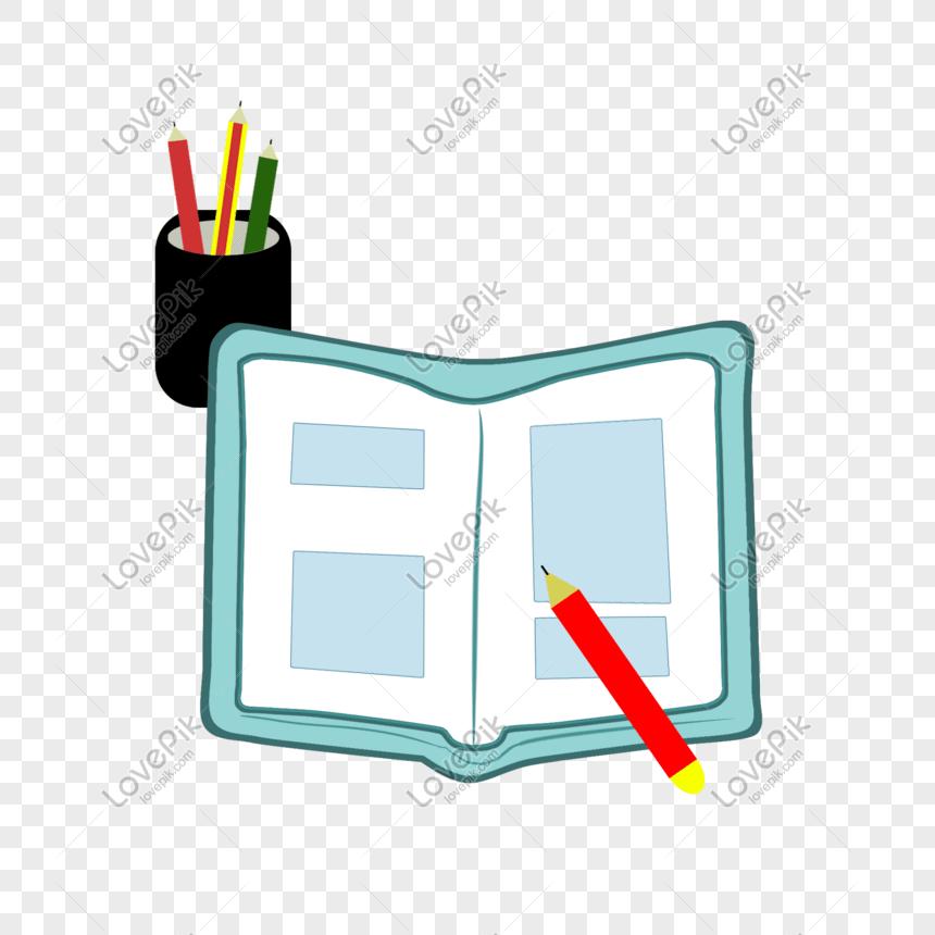 ✓ Terbaik Download Gambar Buku Dan Pena