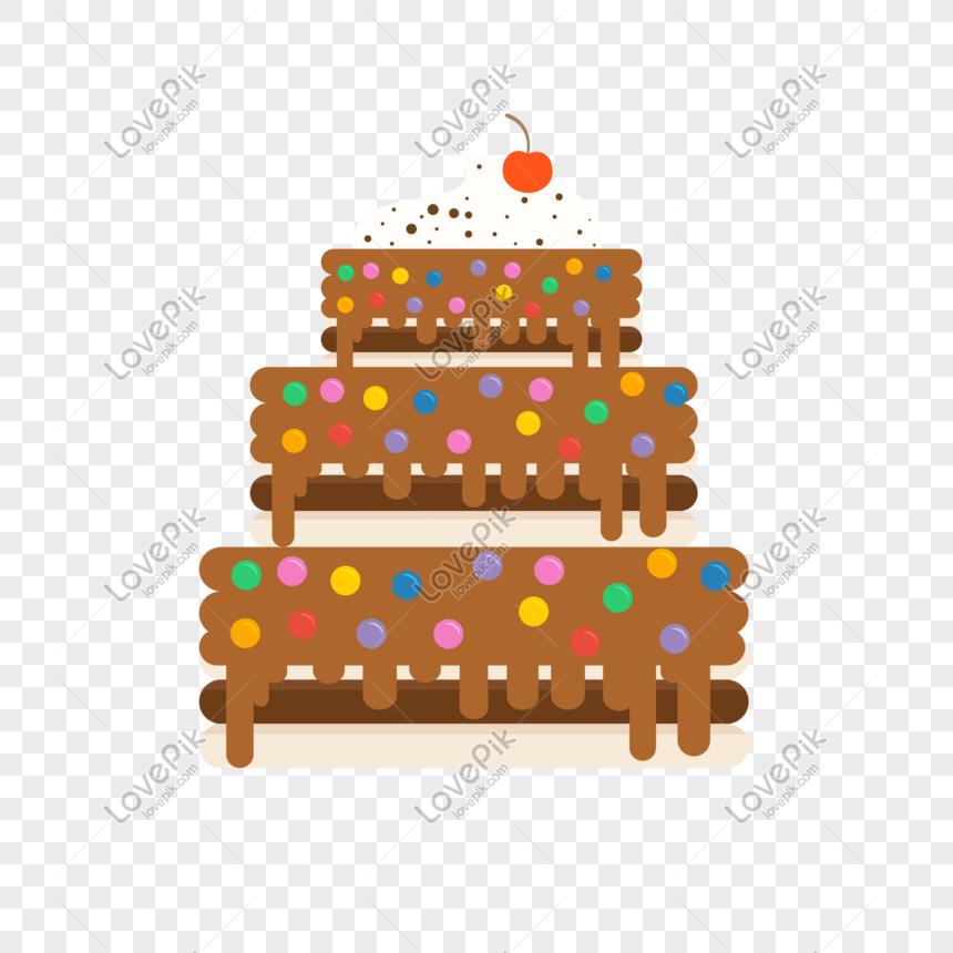 巧克力蛋糕AI圖案素材免費下載 - 尺寸2000 × 2000px - 圖形ID401487279 - Lovepik