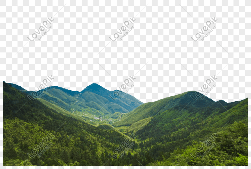 Seamless pot tileable rock mountain pattern. Green Mountains Under Blue Sky And White Clouds Png Image Psd File Free Download Lovepik 401563651