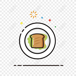 Free Bread Western Meal Mbe Cartoon Cute Vector Food Element PNG & AI image download size 8333 × 8333 px ID 828890108 Lovepik