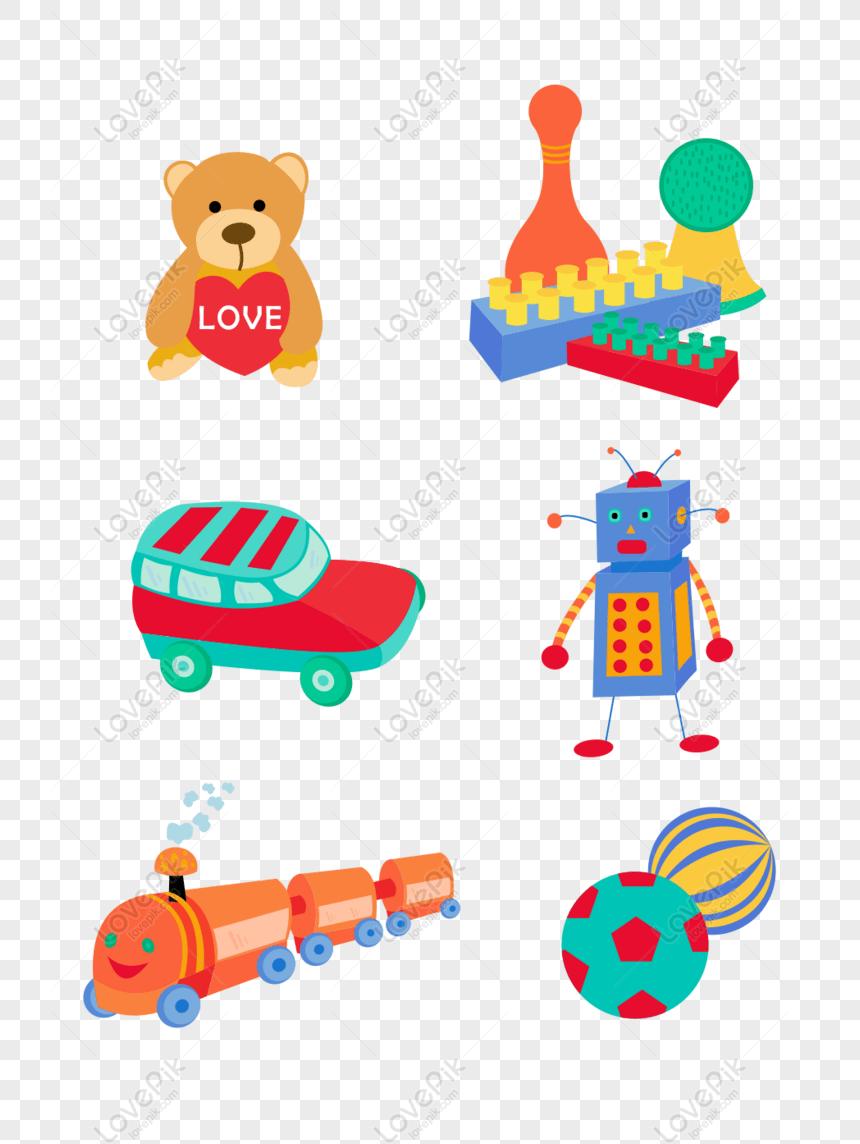 Mainan Anak Png : mainan, Gratis, Kumpulan, Elemen, Mainan, Unduhan, Gambar, Ukuran, 1370px,, 832416752, Lovepik