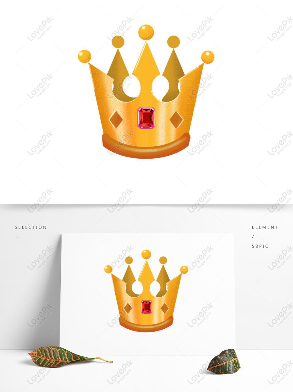 Pola mahkota ratu - setelah membuat mahkota raja dari