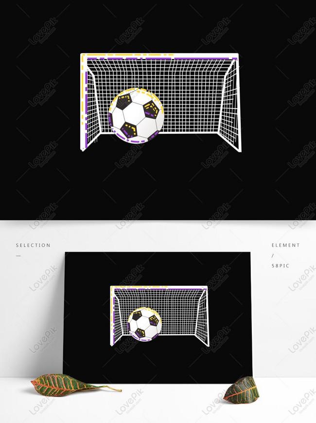 Gambar Gawang Sepak Bola : gambar, gawang, sepak, Kartun, Sepak, Elemen, Gawang, Gambar, Unduh, Gratis_, Grafik, 732523866_Format, PSD_lovepik.com