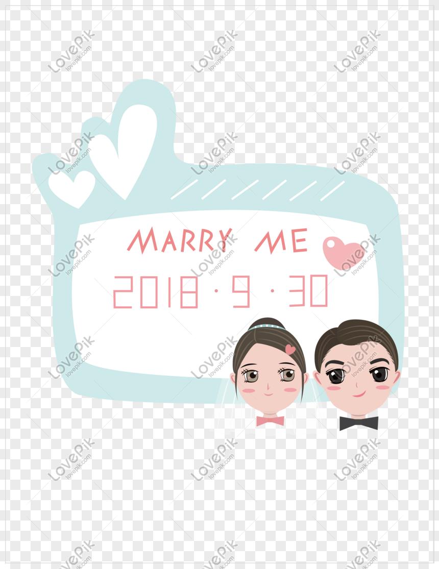 photo de invitation de mariage png fond