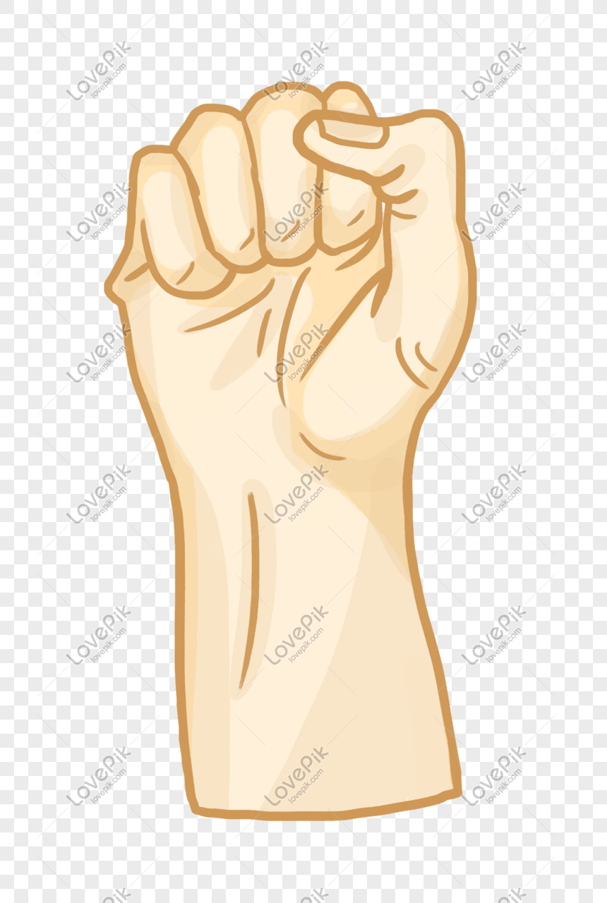 Gambar Tangan Mengepal : gambar, tangan, mengepal, Ilustrasi, Kepalan, Tangan, Mengepal, Grafik, Gambar, Unduh, Gratis, Lovepik