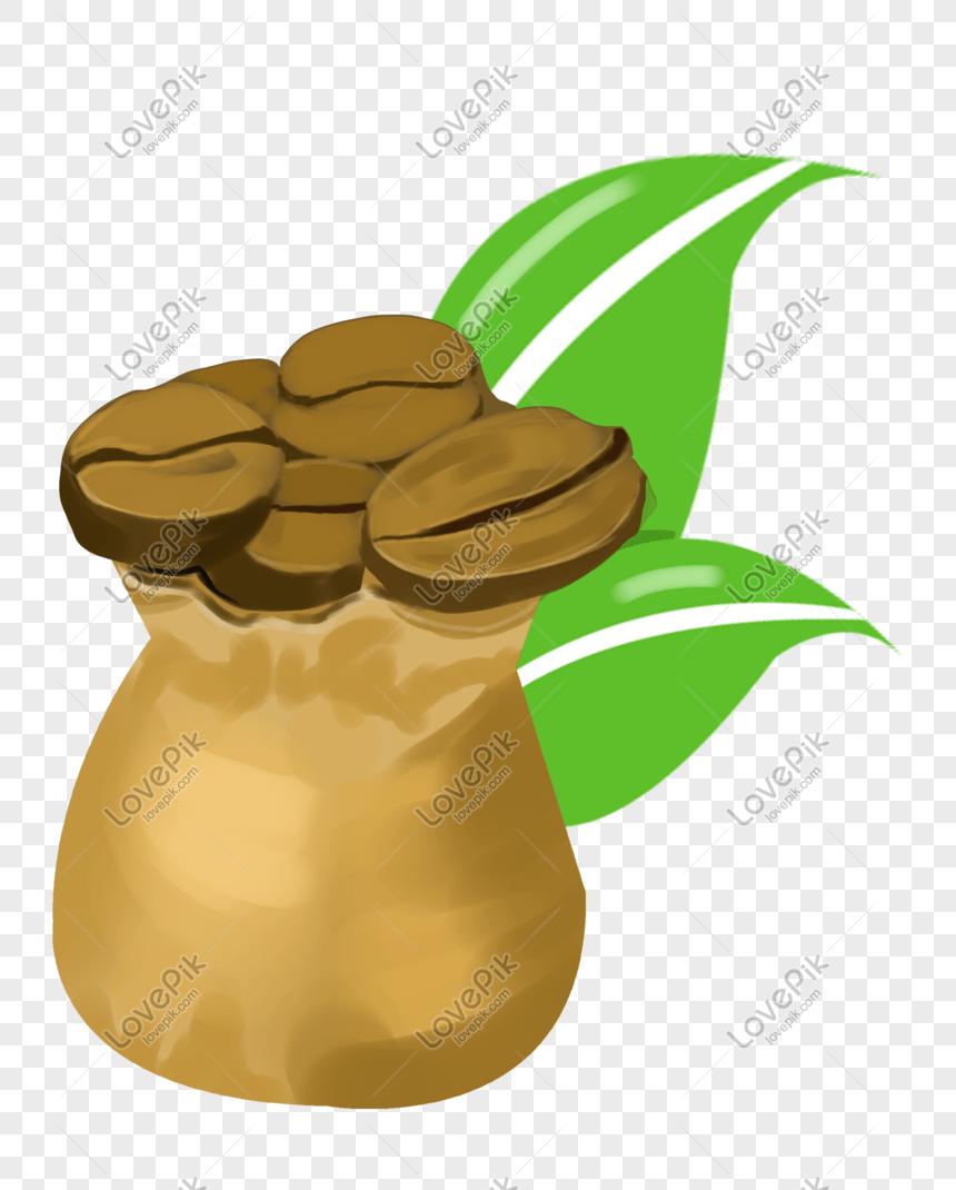 Vector Biji Kopi : vector, Retro, Coffee, Vector, Image_picture, Download, 611636931_lovepik.com