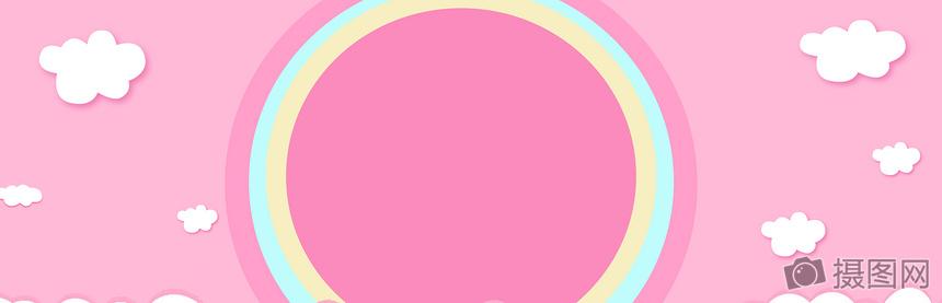 扁平化商鋪活動海報背景圖片素材-PSD圖片尺寸2434 × 785px-高清圖片400051931-zh.lovepik.com