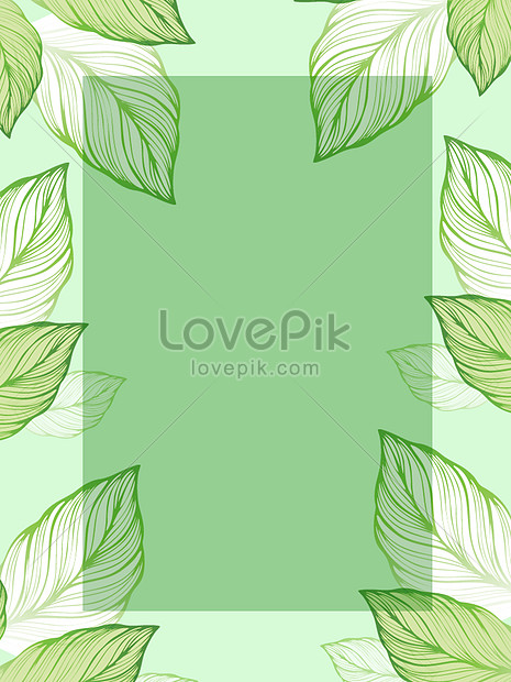 Baground Hijau Daun : baground, hijau, Green, Leaves, Background, Backgrounds, Image_picture, Download, 401245226_lovepik.com