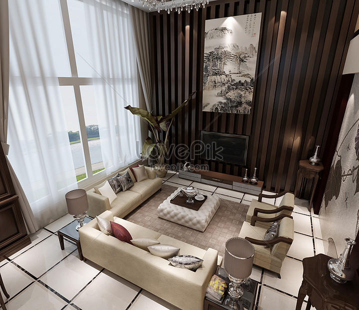 High Definition Living Room Effect Map Photo Image Picture Free Download 500262404 Lovepik Com