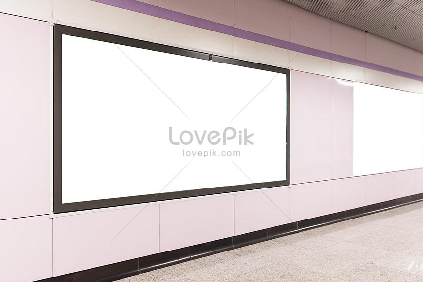 地鐵商場空白燈箱廣告位圖片素材-JPG圖片尺寸6720 × 4480px-高清圖片500786915-zh.lovepik.com