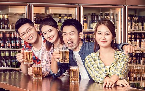 好朋友酒吧聚會喝酒聊天圖片素材-JPG圖片尺寸6720 × 4480px-高清圖片501408909-zh.lovepik.com