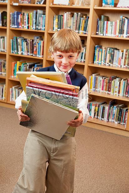 Gambar Perpustakaan Sekolah : gambar, perpustakaan, sekolah, Pelajar, Perpustakaan, Sekolah, Gambar, Unduh, Gratis_imej, 501515399_Format, JPG_my.lovepik.com
