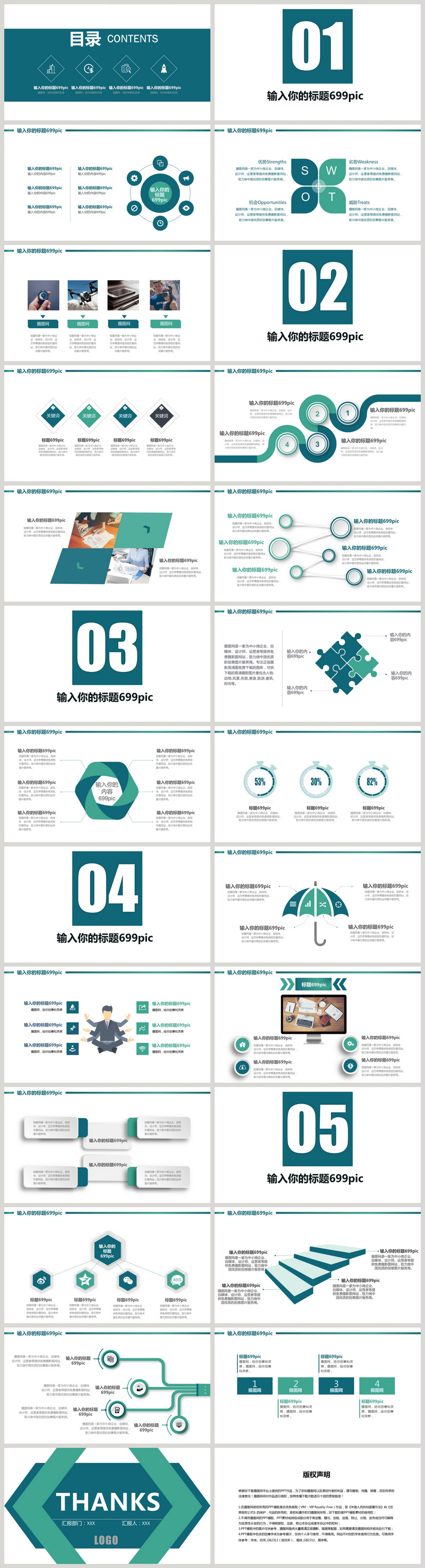 Internet Business Data Analysis Report Report Ppt Template
