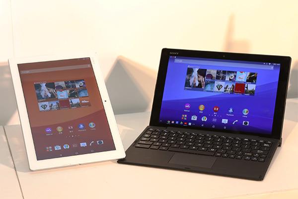 輕薄另類見解!Sony 最新 Xperia 平板 Z4 Tablet 實機體驗 - 自由電子報 3C科技