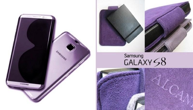 不只有紫羅蘭色!三星 Galaxy S8 還有「曜石黑」新色? | 自由電子報 3C科技
