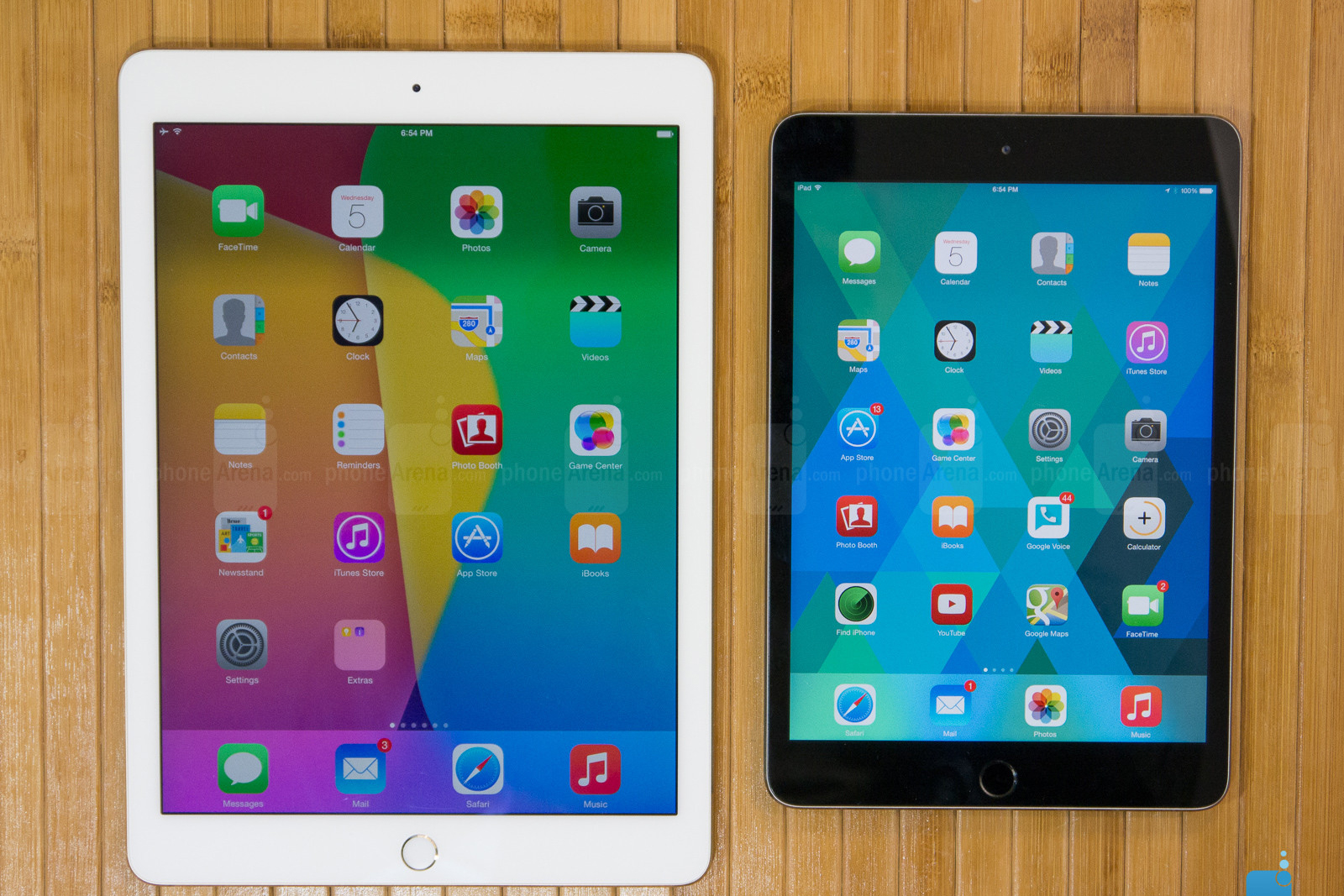 平板該選誰?新 iPad 與 iPad mini 4 的三大對決! | 自由電子報 3C科技
