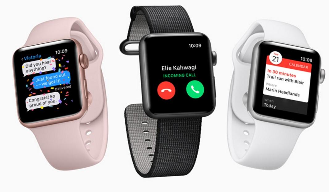 再也不用靠 iPhone 了? Apple Watch 3 將有這項重大新功能! | 自由電子報 3C科技