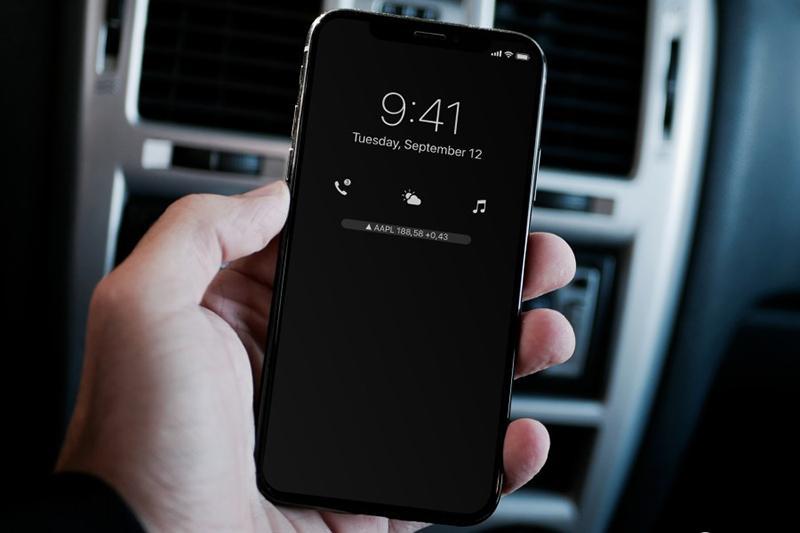 iPhone 搭新版 iOS 12系統概念設計圖流出!螢幕鎖定畫面變這樣?   自由電子報 3C科技