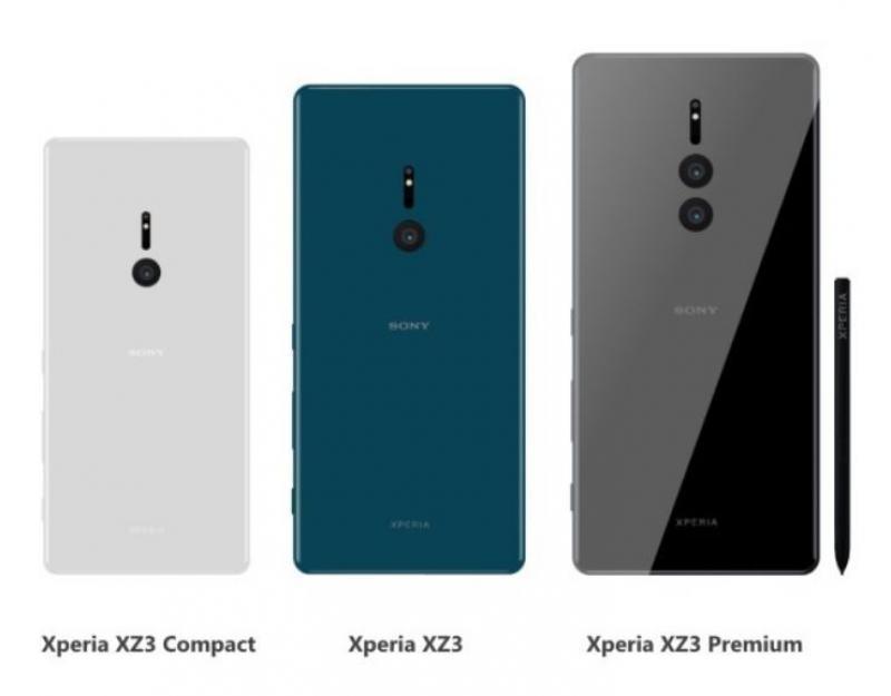 Sony Xperia 新機搭「觸控筆」曝光?傳機身外型設計將有 2個變化 | 自由電子報 3C科技