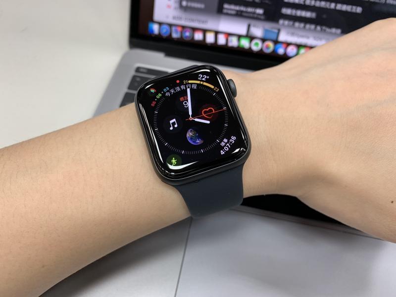 Apple Watch Series 4 心電圖上線!臺灣用戶想用得這麼做 | 自由電子報 3C科技