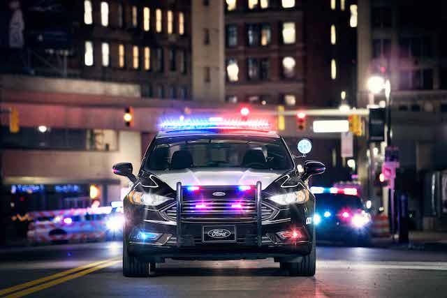 警車採購就該比照這標準!美國新款警車為何改用 Hybrid 混合動力? - 自由電子報汽車頻道