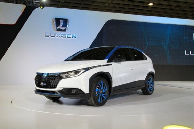 電動車 Luxgen U5 EV 動力規格曝光!極速最高 150 公里 - 自由電子報汽車頻道