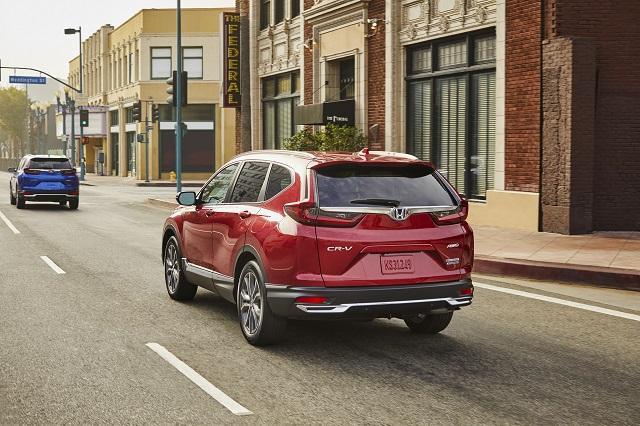 油耗跟 RAV4 Hybrid 有得拚,小改款 Honda CR-V 油電油耗成績公布! - 自由電子報汽車頻道