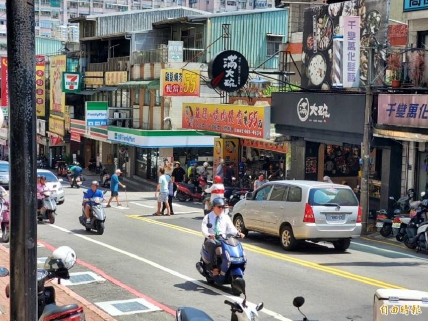 基隆新豐街車禍頻傳 地方促改善道路 - 自由電子報汽車頻道