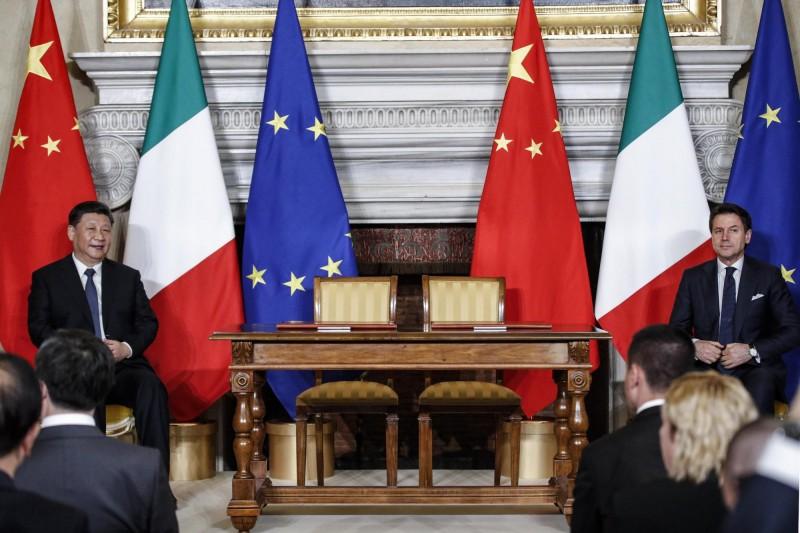 義與中簽一帶一路 外媒:價值25億歐元 共9大重點 - 自由財經