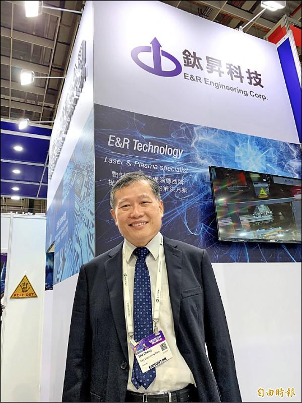 鈦昇晶圓級高階雷射設備 明年增臺美兩大客戶 - 自由財經