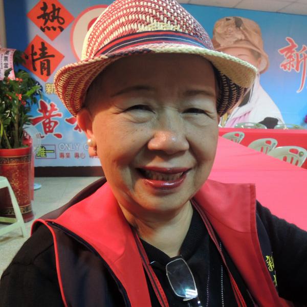 黃林玲玲 - 自由電子報 2016 總統立委選舉專題