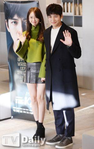池昌旭潤娥履行收視承諾 親送熱咖啡給觀眾 - 自由娛樂