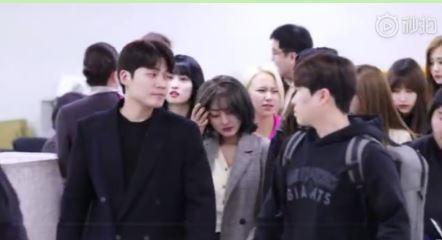 [新聞] 淫魔群組影片扯到她 「TWICE」志效淚崩了 - 看板 KoreaStar - 批踢踢實業坊