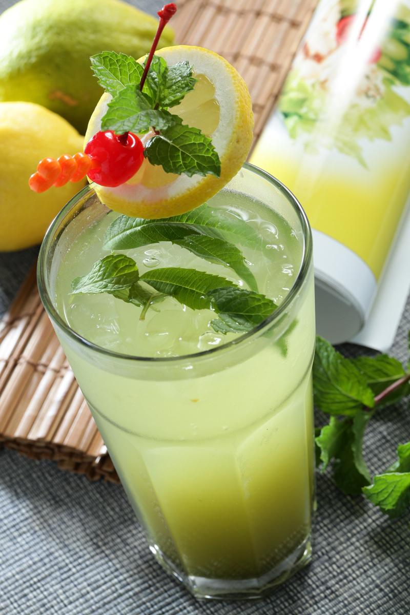 伏特加調酒 | 檸檬蜜綠微醺 - 食譜自由配 - 自由電子報