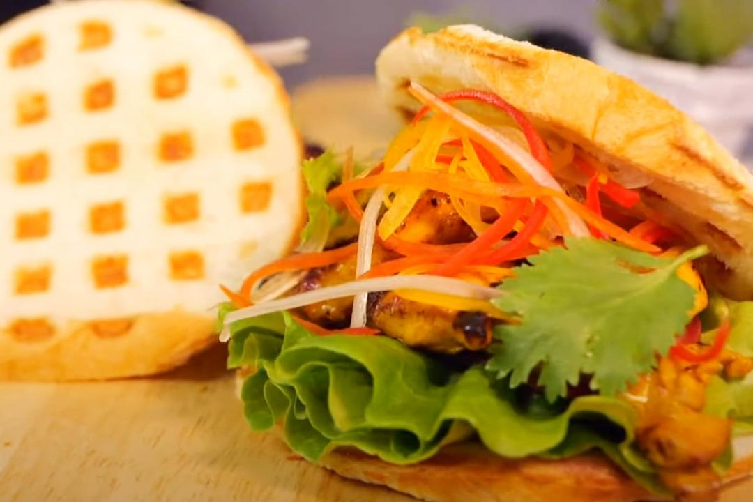 坦都里雞肉三明治   印度國宴料理變美味早午餐 - 食譜自由配 - 自由電子報