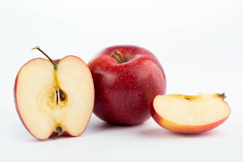 健康網》每日一蘋果 幫助遠離糖尿病 - 樂活飲食 - 自由健康網