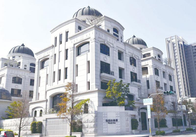 桂田古根漢 臺南崗石城堡豪墅 - 地產天下 - 自由電子報