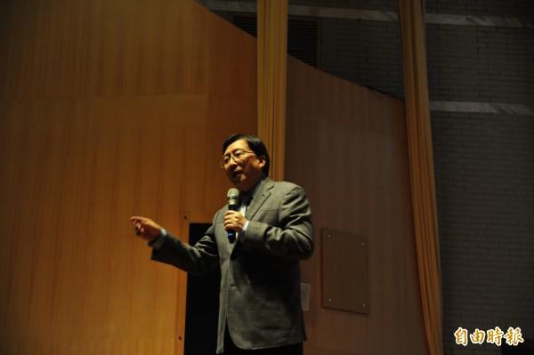 評3位總統候選人 劉兆玄:只有個子高矮之分 - 政治 - 自由時報電子報