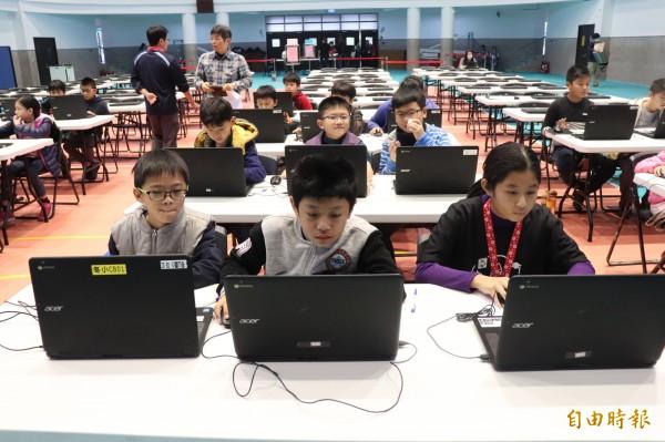 宜蘭第1屆PaGamO競賽 用電競讓孩子寓教於樂 - 生活 - 自由時報電子報