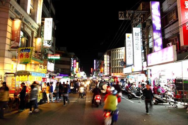 大甲蔣公路觀光夜市取得許可 臺中夜市再添生力軍 - 生活 - 自由時報電子報