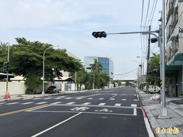 提升路竹生活圈交通安全 高7線復興路完工通車 - 生活 - 自由時報電子報