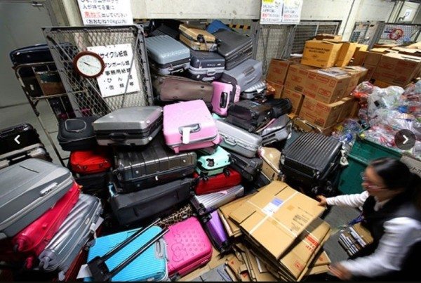 解決行李箱之亂!日本關西機場使出小禮物絕招 - 國際 - 自由時報電子報