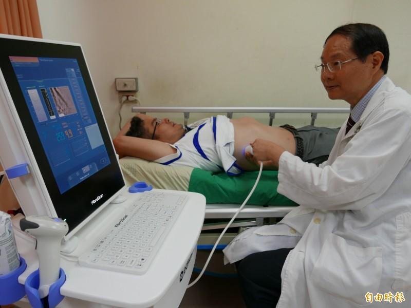 醫病》肝硬化也能逆轉勝 肝臟檢查免穿刺 - 生活 - 自由時報電子報